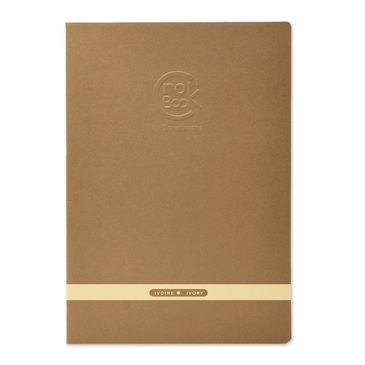 Clairefontaine CROK BOOK A5 Çizim Defteri Açık Kahve 3118