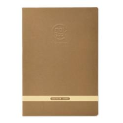 Clairefontaine - Clairefontaine CROK BOOK A5 Çizim Defteri Açık Kahve 3118
