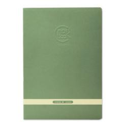 Clairefontaine - Clairefontaine CROK BOOK A5 Çizim Defteri Yeşil 3118