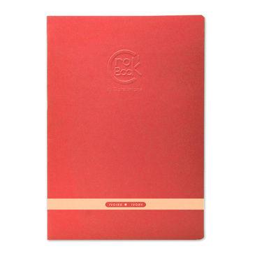 Clairefontaine CROK BOOK A4 Çizim Defteri Kırmızı