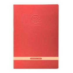 Clairefontaine - Clairefontaine CROK BOOK A4 Çizim Defteri Kırmızı
