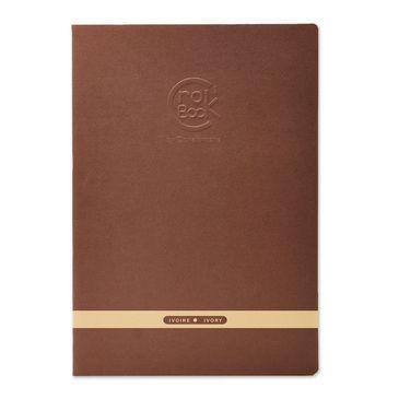 Clairefontaine CROK BOOK A5 Çizim Defteri Koyu Kahve 3118