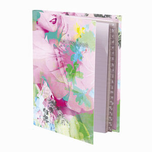 Clairefontaine Egerie A5 Address Book 115442C 4428 - Thumbnail
