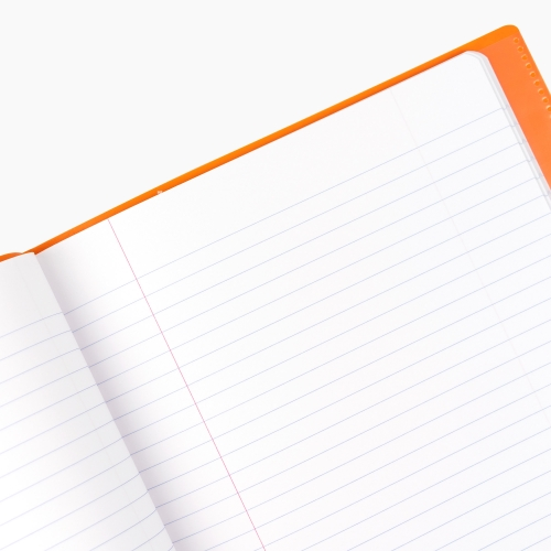 Clairefontaine KoverBook A4 Çizgili Defter 5118