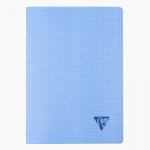 Clairefontaine - Clairefontaine Linicolor Stapled A4 Kareli Defter 96 Sayfa 1627