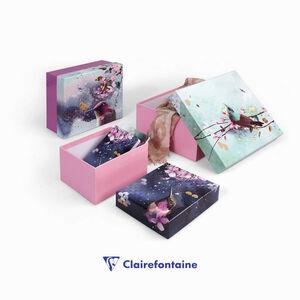 Clairefontaine Sakura Dream 3'lü Kutu Seti 115605C 6057 - Thumbnail
