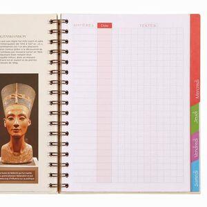 Clairefontaine Textoclair Special Edition Mısır Tarihi Defteri 8899C 8991 - Thumbnail