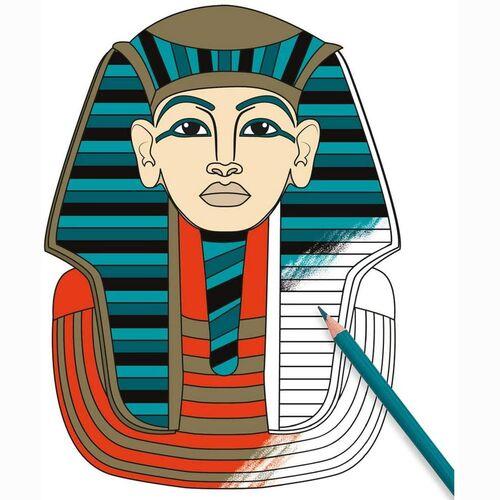 Clairefontaine Textoclair Special Edition Mısır Tarihi Defteri 8899C 8991
