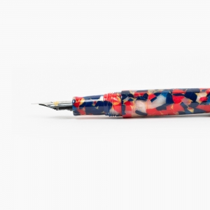 Conklin - Conklin All American Old Glory Special Edition Dolma Kalem F Uç (1)