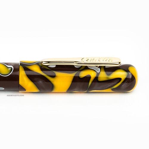 Conklin All American Yellow Stone Tükenmez Kalem 4058