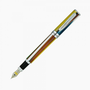 Conklin - Conklin Stylograph Dolma Kalem Matte Tropical Blend Medium Uç CK71632 6328