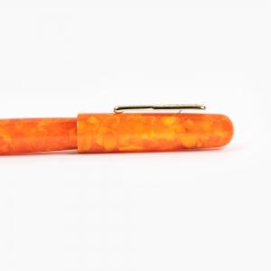 Conklin All American Sunburst Orange Dolma Kalem Fine Uç 4119 - Thumbnail