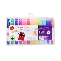Craft and Arts - Craft and Arts Jel Mum Boya 12'li