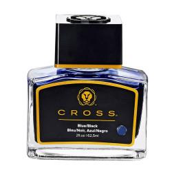 Cross - Cross Mavi-Siyah Şişe Mürekkep 62.5 ml