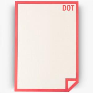 Deffter - Deffter A4 Dot Pad Paper Block