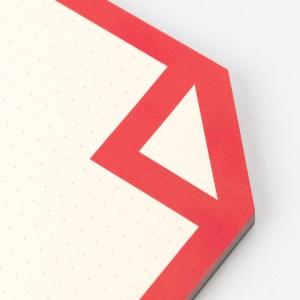 Deffter - Deffter A4 Dot Pad Paper Block (1)