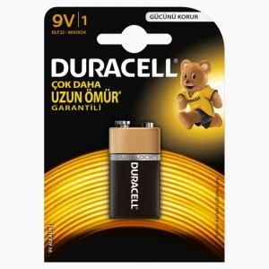 Duracell - Duracell 9V Pil (Tekli) 7201