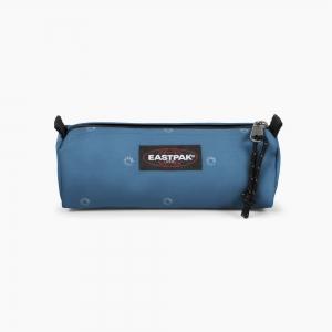 Eastpak - EASTPAK Benchmark Blue Wait Kalem Çantası EK37276T