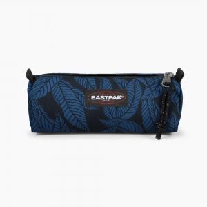 Eastpak - EASTPAK Benchmark Leaves Blue Kalem Çantası EK37243T