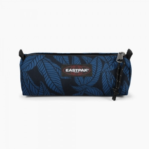 Eastpak - EASTPAK Benchmark Leaves Blue Kalem Çantası EK37243T
