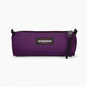 Eastpak - EASTPAK Benchmark Power Pruple Kalem Çantası EK37228T