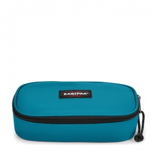 Eastpak - EASTPAK Oval XL Novel Blue Kalem Çantası EK34A54T