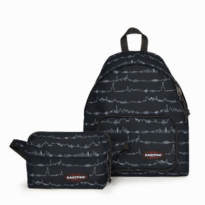 Eastpak - EASTPAK Padded Travell'r Beat Black Sırt Çantası EK27E59X 8181 (1)