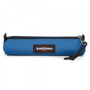 Eastpak - EASTPAK Small Round Single Mavi Kalem Kutu 6704