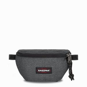 Eastpak - EASTPAK Springer Black Denim Bel Çantası EK07477H 0642