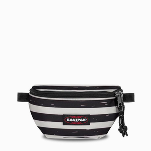 f99eec35d3936 Yeni Eastpak - EASTPAK Springer Stripe-it Black Bel Çantası EK07430W 2412