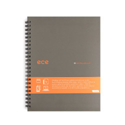 Ece - Ece Whitelines A5 Çizgili Defter