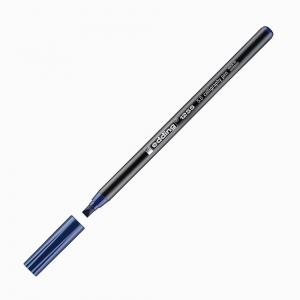 Edding - Edding 1255 Kaligrafi Kalemi Çelik Mavisi