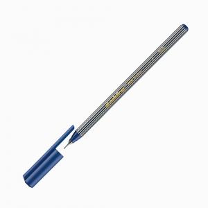 Edding - Edding 55 0.3 mm Fineliner Çelik Mavisi col.017 9435