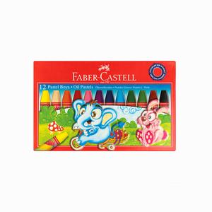Faber Castell - Faber Castell 12'li Pastel Boya Seti 5340