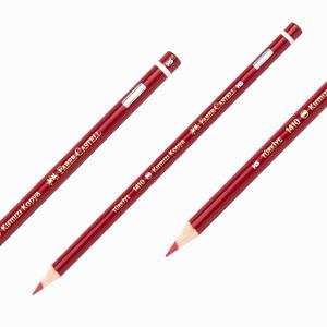 Faber Castell - Faber Castell 1410 Kırmızı Kopya Kalemi 1005