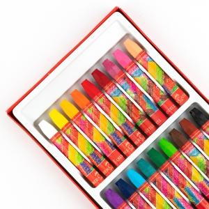 Faber Castell - Faber Castell 18 Renk Pastel Boya Seti 125318 5364