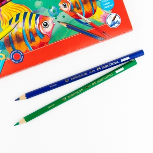 Faber Castell 24 Renk Sulu Boya Kalem Seti 110624 3254 Hskirtasiye