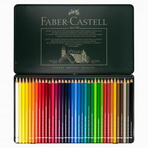 Faber Castell - Faber-Castell 36'lı Watercolour Pencil Special Edition Suluboya Kalem Seti 5360