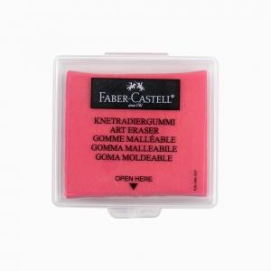 Faber Castell - Faber-Castell Art Eraser Hamur Silgi Pembe 127321 9232