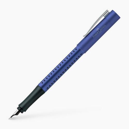 Faber Castell Grip 2011 Dolma Kalem Blue M Uç
