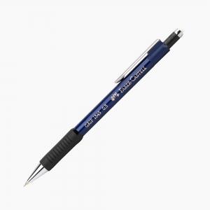 Faber Castell - Faber Castell Grip II 1345 0.5 mm Mekanik Kurşun Kalem Mavi 5510
