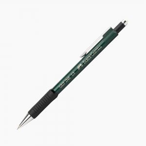 Faber Castell - Faber Castell Grip II 1345 0.5 mm Mekanik Kurşun Kalem Yeşil 5633
