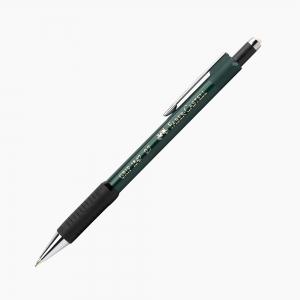Faber Castell - Faber Castell Grip II 1347 0.7 mm Mekanik Kurşun Kalem Yeşil 7637