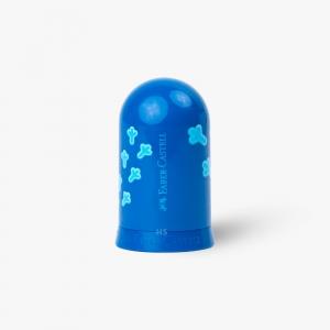 Faber Castell - Faber Castell Kalemtraş Mavi