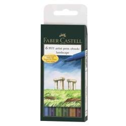 Faber Castell - Faber Castell Pıtt Artist Pen Lanspade