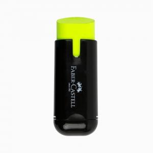 Faber Castell - Faber-Castell Silgili Kalemtraş Yeşil 18 37 03 4696