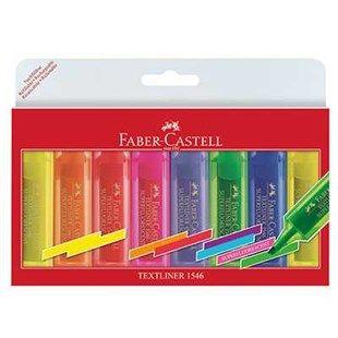 Faber Castell Textliner 1546 8'li
