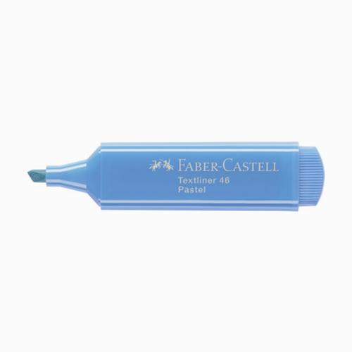 Faber Castell Textliner 46 İşaretleme Kalemi Pastel Ultramarin 6689