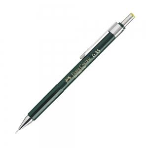 Faber Castell - Faber-Castell TK-Fine 9713 0.35 mm Mekanik Kurşun Kalem 3002