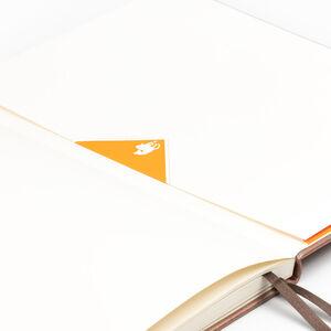 Fabio Ricci 2021 H&S Özel 19X25 cm Haftalık Ajanda Rose Gold 0113 - Thumbnail